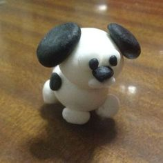 How to make a dog figure