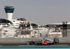 Lewis Hamilton was second fastest in second practice for the Abu Dhabi Grand Prix [Picture: Vodafone McLaren Mercedes] - Photo 22