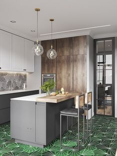 Trendy Home Interior Design Layout Light Fixtures 35 Ideas Interior Design Layout, Interior Design Kitchen, Interior Ideas, Best Kitchen Designs, Modern Kitchen Design, Kitchen Flooring, Kitchen Furniture, Furniture Stores, Furniture Nyc