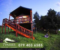 our luxurious tented camps this school holidays with the kids at #7passes. Call us today on 079 403 6585 to book your stay. #Accommodation #Wildernes