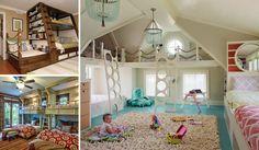 21 Most Amazing Design Ideas For Four Kids Room | Decor 10 Creative Home Design