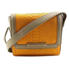 Danielle Nicole Tarah Cross Body, Orange, One Size ** See this great product.
