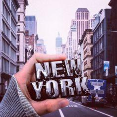 Jay Joshua New York MDF Manget #MDFMagnet #Magnet #Souvenir #CitySouvenir #NySouvenir #JayJoshua #NewYork #NY #NYC