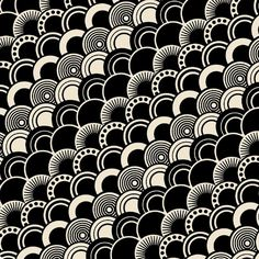 Art Deco the predominant decorative art style of the and characterized by precise and boldly delineated geometric shapes and strong colors Japanese Textiles, Japanese Patterns, Japanese Design, Japanese Fabric, Zentangle Patterns, Textile Patterns, Print Patterns, Zentangles, Fashion Patterns