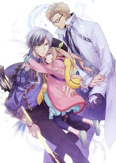Ludger and Elle