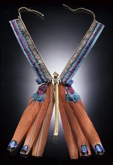 Ka'apor necklace with flute