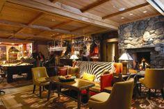 Maggie's Pub -  Timeless Adirondack lodge setting.  Great place to bring friends. 144 Lodge Way, Lake Placid Lodge, Lake Placid, NY 12946