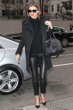 Miranda Kerr look