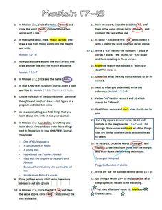 mosiah marking guide large