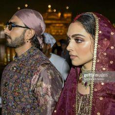 Image may contain: one or more people and closeup Deepika Ranveer, Ranveer Singh, Aishwarya Rai, She Was Beautiful, Most Beautiful Women, Priyanka Chopra Wedding, Dipika Padukone, Stitching Dresses, Hindi Actress