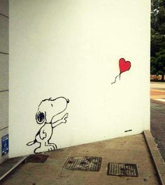 luv... Peanuts SnoopyWall ... & Snoopy Wall Decal. Wall Sticker. by decoryourwall on Etsy $56.00 ...