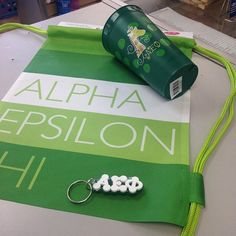 Did you just get into your sorority? We have a ton of things you need! Sorority Outfits, Sorority Life, Alpha Epsilon Phi, Custom Greek Apparel, Greek Clothing, Bid Day, Greek Life, Coffee Bottle, Screen Printing