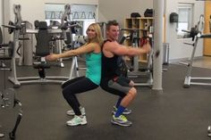 7 Partner Exercises That Motivate You To Get Fit With A Friend