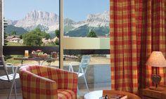 Hotel Le Chalet - Gresse-en-Vercors, France #hotel #mountain #view