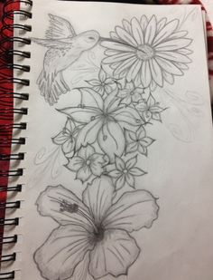 Pretty Tattoo design without the top part