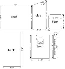 image result for eastern bluebird house plans free