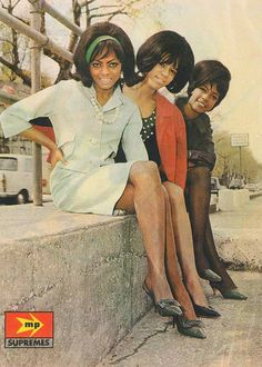 Fuck Yeah, The Supremes : Photo