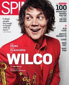 Retro Nudie: Jeff Tweedy of Wilco