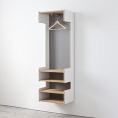 Wall Hung Wardrobe