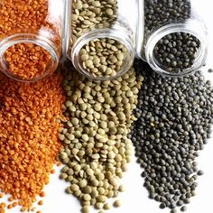 Lately lentils have become a tasty staple in my diet. Low in calories and high in nutrition, lentils are the perfect legume to eat in the summer in salads, spreads, for crudité and crackers, and as Medical Weight Loss, Weight Loss Diet Plan, Fast Weight Loss, Healthy Weight Loss, How To Lose Weight Fast, Weight Gain, Garam Masala, Lentil Recipes, Healthy Recipes