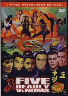 Five Deadly Venoms (1978) - One of the best Shaw Brothers films ever made