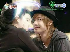 Kim Hyun Joong 김현중 ♡ getting up in a fan's face and smiling like that...so cute☆♡^^ Omo....