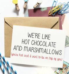 Freche Geburtstag Karte Freund lustig für ihn von LailaMeDesigns