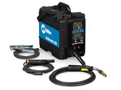 New Multimatic 200 All-in-One Portable Welding System Offers MIG, Stick and TIG Processes in a Single, Compact Package - Street Chopper Magazine Blog