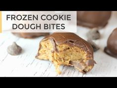 Scroll down to watch the step by step video. Yes. You read that right. This is a recipe for frozen cookie dough bites that happen to be free of all refined flours. And Oh. Em. to the Gee! They are deeeeelish! Like this recipe and this recipe, they way I keep them free of refined …