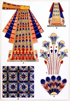 What did Egyptian pharaohs wear. Dresses decoration and coloring. The Kalasiris. Egypt Fashion, Fashion History, Ancient Egyptian Costume, Egyptian Drawings, Ancient Egyptian Paintings, Egyptian Decorations, Ancient Greek Clothing, Egypt Wallpaper, Egyptian Queen