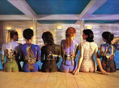 Naked Women Pink Floyd Artwork Wallpaper