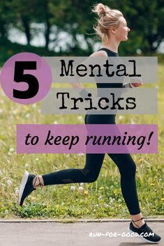 Running Plan Discover Mental Tricks to Keep Running Most runners have those moments when they have nothing left mentally. Try some of these mental running tricks to push through rough patches. 5k Running Tips, Running On Treadmill, Running For Beginners, Keep Running, Running Quotes, How To Start Running, Running Plans, Starting To Run, Running Girls