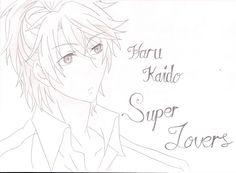 Super Lovers Haru Kaido HandMade