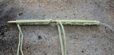 Taijan tekeleet: Kaksi sukkaa yhdellä pyöröllä Knitting, Tricot, Breien, Stricken, Weaving, Knits, Crocheting, Yarns, Knitting Stitches