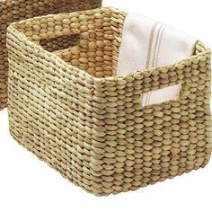 Grand Encampment Storage Basket