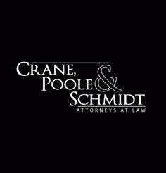 Boston Legal Crane Poole and Schmidt