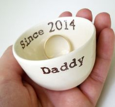 CUSTOM DAD GIFT father's day gift idea handmade by ElyciaCamille, $24.00
