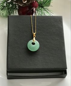 Christmas Gift? Jade Necklace ❤️ Jade Necklace, Pendant Necklace, Stone Bracelet, Malachite, Bracelets For Men, Chakra, Etsy Seller, Drop Earrings, Gemstones