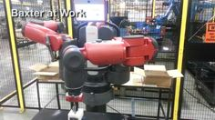 Baxter Robots in Action - Customer Montage