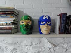 Heroes head more information in: http://esculturasestudionap.blogspot.com.es/