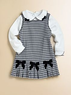 Little Girl Fashion, Kids Fashion, Cute Jumpers, Baby Frocks Designs, Baby Dress Design, Baby Dress Patterns, Kids Frocks, Trendy Baby Clothes, Little Girl Dresses