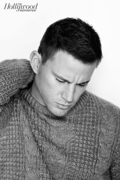 Channing Tatum: Exclusive Portraits of the 'Foxcatcher' Star