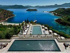 Hotel en Turquía