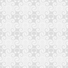 octopod diamond 2-colour fabric by sef on Spoonflower - custom fabric