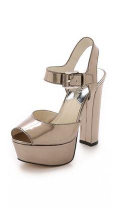MICHAEL Michael Kors London Platform Sandals | SHOPBOP