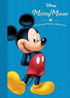 Disney Mickey and Friends: The Story of Mickey's Adventures