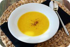 Süßkartoffel-Apfel-Lauch-Suppe