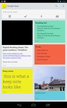 Google Keep vs. OneNote vs. Evernote: We name the note-app winner