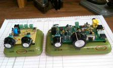 QRP kits featuring the Splinter II QRPp transmitter / receiver