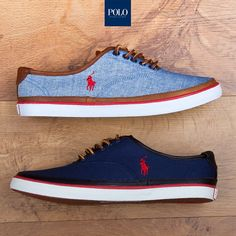 Ralph Lauren Polo: Oran-ne - this silhouette is a successful blend of a deck shoe and trainer. Perfect for achieving that smart casual look. Available online for £84.99. #footasylum #ralphlauren #polo #oran-ne #deck #shoe #casual